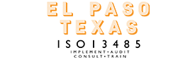 iso13485elpasotx_logo